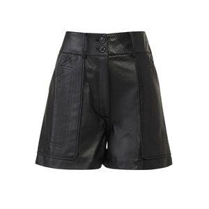 Snider Bushnell Leather shorts